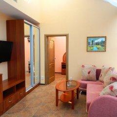 Гостиница К-Визит 3* Люкс с различными типами кроватей фото 12