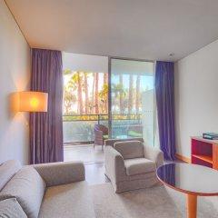 Отель Vidamar Resort Madeira - Half Board Only 5* Стандартный номер с различными типами кроватей фото 5