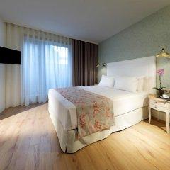 Отель Eurostars Porto Douro Полулюкс разные типы кроватей фото 2