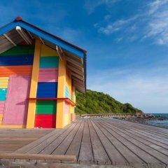 Отель Xanadu Beach Resort бассейн