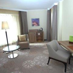 Отель DoubleTree by Hilton Tyumen Тюмень комната для гостей фото 4