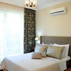 Апартаменты Kemer Residence комната для гостей