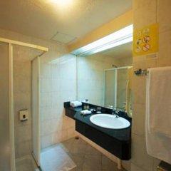 Отель Sindbad Aqua Hotel & Spa Египет, Хургада - 8 отзывов об отеле, цены и фото номеров - забронировать отель Sindbad Aqua Hotel & Spa онлайн ванная фото 2