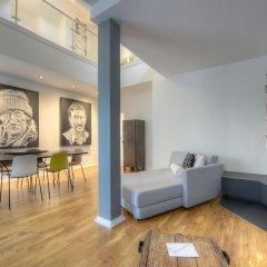 Отель B-Boardinghouse Германия, Дюссельдорф - отзывы, цены и фото номеров - забронировать отель B-Boardinghouse онлайн комната для гостей