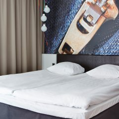 Comfort Hotel Vesterbro 3* Улучшенный номер с различными типами кроватей фото 2