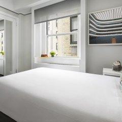 Отель Paramount Times Square 4* Номер Broadway petit с различными типами кроватей фото 2