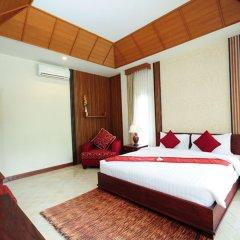Отель Bhumlapa Garden Resort Таиланд, Самуи - отзывы, цены и фото номеров - забронировать отель Bhumlapa Garden Resort онлайн комната для гостей фото 7