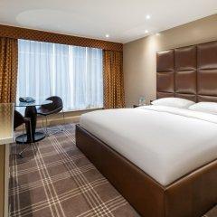 Отель Radisson Blu Edwardian Heathrow 4* Улучшенный номер с различными типами кроватей фото 4