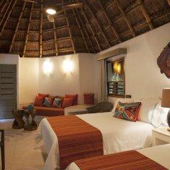 Отель Mahekal Beach Resort 4* Номер Oceanfront с разными типами кроватей фото 2