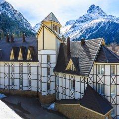 Гостиница Гранд Кавказ вид на фасад фото 2