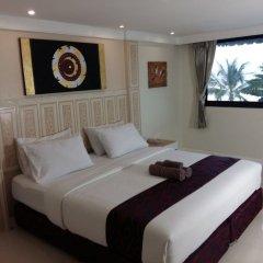 Отель Natural Beach Паттайя комната для гостей фото 4