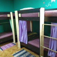 Мини-отель & Хостел Заря Стандартный семейный номер двуспальная кровать фото 5