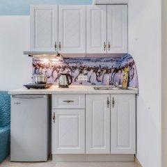 Апартаменты Sokroma Глобус Aparts Студия с двуспальной кроватью фото 18