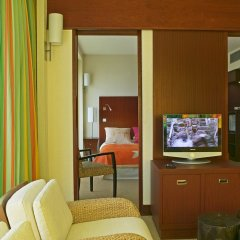 Отель Sofitel Tahiti Maeva Beach Resort удобства в номере