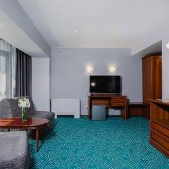 Marins Park Hotel Sochi 4* Люкс студио с различными типами кроватей фото 9
