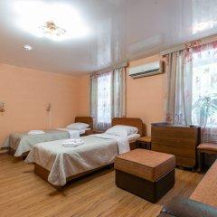Гостиница Волгоградская Полулюкс с различными типами кроватей