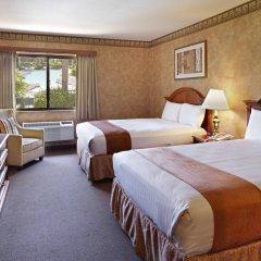 Отель Silver Sevens Hotel & Casino США, Лас-Вегас - отзывы, цены и фото номеров - забронировать отель Silver Sevens Hotel & Casino онлайн комната для гостей фото 4