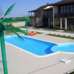 Гостиница Usadba Mirazh бассейн