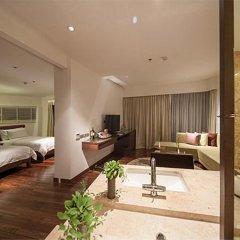 LIT Bangkok Hotel 5* Люкс Triple