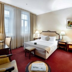 Гостиница Мандарин Москва 4* Номер Бизнес с разными типами кроватей