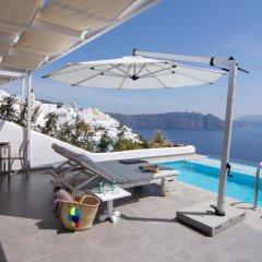 Отель Santorini Secret Suites & Spa 5* Люкс Grand с различными типами кроватей фото 8