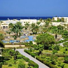 Отель Magic Life Penelope - All Inclusive Тунис, Мидун - отзывы, цены и фото номеров - забронировать отель Magic Life Penelope - All Inclusive онлайн пляж
