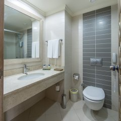 Отель Crystal Kemer Deluxe Resort And Spa 5* Стандартный номер фото 3