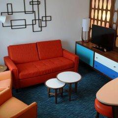 Отель Universals Cabana Bay Beach Resort интерьер отеля