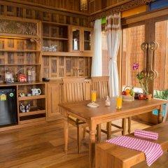 Отель Santhiya Koh Yao Yai Resort & Spa 5* Люкс с различными типами кроватей фото 4