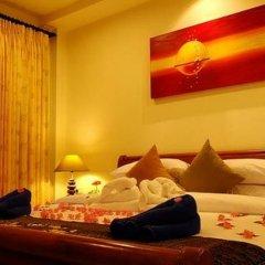 Отель Kata Noi Bay Inn пляж Ката комната для гостей фото 3