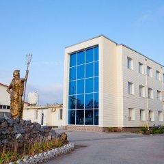 Отель Baza Otdyha Lotsman Бердянск вид на фасад фото 2