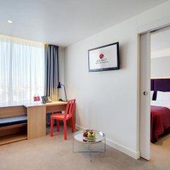 AZIMUT Отель Санкт-Петербург 4* Полулюкс SMART с различными типами кроватей фото 3