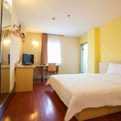 7 Days Inn Dongguan Women&Children Hospital Branch (отель для женщин и детей) комната для гостей фото 6