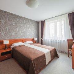 Гостиница Комплекс апартаментов Комфорт Апартаменты с различными типами кроватей фото 3