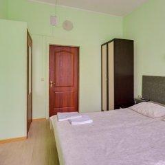 Мини-Отель Турист На Солдатской Стандартный номер с различными типами кроватей