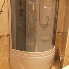 Отель Тройка Санкт-Петербург ванная фото 3