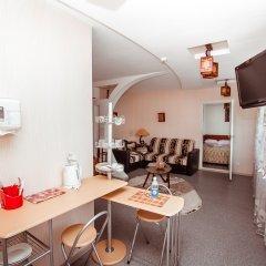 Гостиница Авиастар 3* Улучшенная студия с различными типами кроватей фото 28
