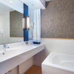 Отель Holiday Inn Helsinki City Centre 4* Номер Делюкс с различными типами кроватей фото 5