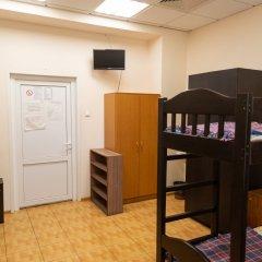 Хостел на Досфлота Кровать в женском общем номере фото 2