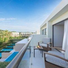 Отель Ixian All Suites by Sentido - Adults Only 5* Номер категории Премиум с различными типами кроватей фото 4
