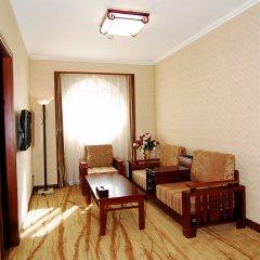 Отель Beijing Ping An Fu Hotel Китай, Пекин - отзывы, цены и фото номеров - забронировать отель Beijing Ping An Fu Hotel онлайн комната для гостей фото 13