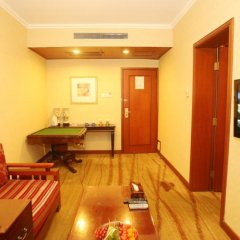 Отель Beijing Ping An Fu Hotel Китай, Пекин - отзывы, цены и фото номеров - забронировать отель Beijing Ping An Fu Hotel онлайн интерьер отеля фото 3