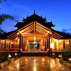 Отель Myanmar Treasure Resort Inle спа