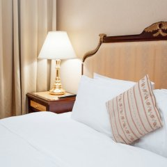 Гостиница Мандарин Москва 4* Номер Бизнес с разными типами кроватей фото 2