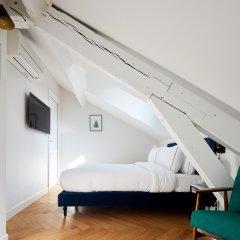 Hotel Rendez-Vous Batignolles Париж комната для гостей фото 4