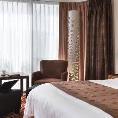 Zurich Marriott Hotel 5* Люкс с различными типами кроватей