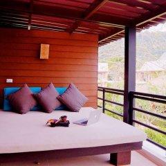 Отель Twin Lotus Resort and Spa - Adults Only балкон