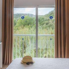 Отель Paradis Blau Испания, Кала-эн-Портер - отзывы, цены и фото номеров - забронировать отель Paradis Blau онлайн комната для гостей фото 8
