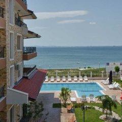 Отель Rich 3 Болгария, Равда - отзывы, цены и фото номеров - забронировать отель Rich 3 онлайн пляж