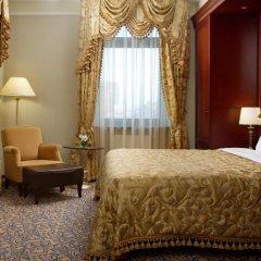 Гостиница Hilton Москва Ленинградская 5* Президентский люкс с различными типами кроватей